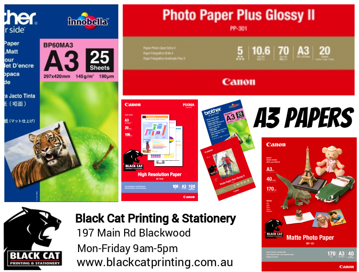 A4 Double Sided Glossy Inkjet Paper